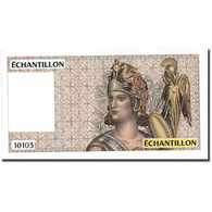 France, Billet Echantillon 10103, SUP - Errori