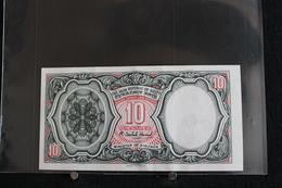 M-An / Billet  - EGYPT - 10  Piastres Banknotes  /  Année ? - Egypte