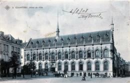 Belgique - Courtrai - Hôtel De Ville - Edit. S.B.P. N° 3 - Kortrijk