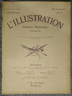 L'Illustration 4003 22 Novembre 1919 Julia Bartet/Université De Strasbourg/Chemin De Fer De Bagdad/Ypres/Raid Aviation - Journaux - Quotidiens