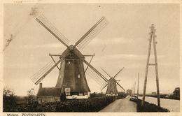 Zevenhuizen, Poldermolens, Windmills - Windmolens