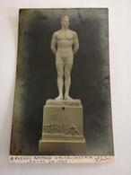 Paris Salon De Automne 1929 // Carte Photo Statue 19?? - Tentoonstellingen