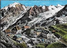 PASSO DELLO STELVIO VERSO L'ORTLES - VIAGGIATA PER PONTICELLI D'IMOLA (BO) 13.08.1960 - Alpinisme