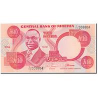 Billet, Nigéria, 10 Naira, 2004, KM:25g, NEUF - Nigeria
