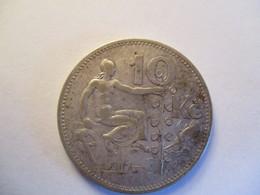 Czechoslovakia: 10 Kronen 1932 - Tchécoslovaquie