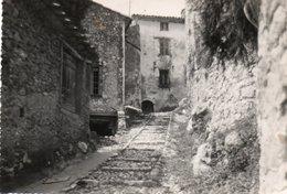 ST JEANNET-cp Glacée -vieille Rue - France