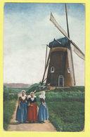 * à Identifier - Te Identificeren (Nederland - Holland) * (Photochromie Série 292, Nr 4489) Molen, Moulin, Mill, Mühle - Nederland