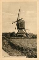 Zwijndrecht,Groote Lindt, Poldermolen, Windmill, - Windmolens