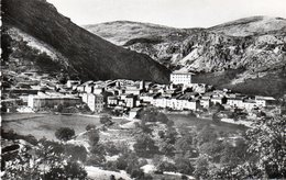 CIPIERES-cp Glacée -Cheiron Et Vue Generale - France