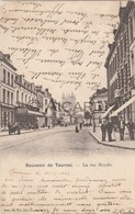 Postkaart/Carte Postale DOORNIK/TOURNAI La Rue Royale (C101) - Tournai
