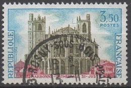 FRANCE  1972__N° 1713__ OBL VOIR SCAN - Francia