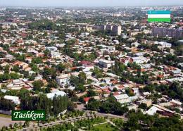 Uzbekistan Tashkent Aerial View New Postcard Usbekistan AK - Ouzbékistan