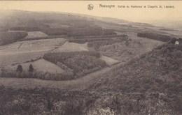 Nassogne, Vallée Du Nanfurnal Et Chapelle St Léonard (pk57220) - Nassogne
