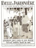 """PUB  """" BELLE JARDINIERE   """"   1930 ( 11 ) - Publicité"""