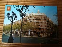 Carte Postale  BARCELONE Promenade De Gracia Non Circulé C6 - Barcelona