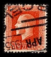 1915 New Zealand - 1907-1947 Dominion