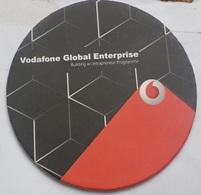 Tea Coaster VODAFONE (Egypt) - Autres Collections