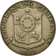 Monnaie, Philippines, 50 Sentimos, 1972, TTB, Copper-Nickel-Zinc, KM:200 - Philippines