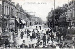 Rosendael. Rue De La Gare. (Très Animée) - Other Municipalities