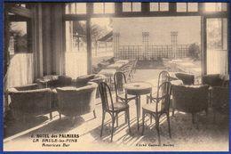 44 LA BAULE-ESCOUBLAC Hôtel Des Palmiers, American Bar - La Baule-Escoublac