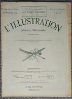 L'Illustration 4004 29 Novembre 1919 Résultats Des élections/Université De Strasbourg/Hindenburg Et Ludendorff/Egypte - Journaux - Quotidiens