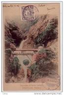CHINA Peking Via Shanghai To Italy- I.J.P.O. 03.06.1904 Regia Nave Marco Polo( Venduta) - 11. Uffici Postali All'estero