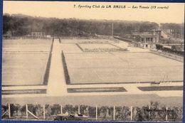 44 LA BAULE-ESCOUBLAC Sporting Club, Les Tennis (13 Courts) - La Baule-Escoublac