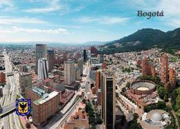 Colombia Bogota Aerial View New Postcard Kolumbien AK - Colombie