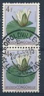 """BELGISCH-KONGO - OBP Nr 288 (paar) - Cachet """"LEOPOLDVILLE - LEOPOLDSTAD"""" - Congo Belge"""