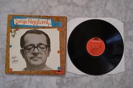 SERGE REGGIANI BON A TIRER LP  1973 GEORGES MOUSTAKI - Vinyles