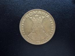 ROUMANIE : 20 LEI   1991    KM 109     SUP - Roumanie