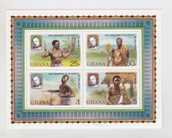 Ghana 1979 Sir Rowland Hill Souvenir Heet MNH/** (H45) - Rowland Hill