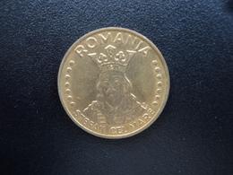 ROUMANIE : 20 LEI   1993    KM 109     SUP - Roumanie