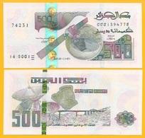 Algeria 500 Dinars P-new 2018 (2019) UNC Banknote - Algérie