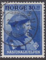 NORWAY 1946 (Mi.# 313) National Relief Fund - 30+10 øre - Norwegen