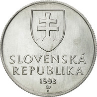 Monnaie, Slovaquie, 20 Halierov, 1993, SUP, Aluminium, KM:18 - Slovakia