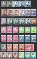 Boudewijn Met Bril/Marchand - 1953-1972 Lunettes