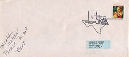 USA -  GRAPEVINE  TX  -  BICCHIERE E GRAPPOLO DI UVA -  CELEBRATE TEXAS WINE - Vini E Alcolici
