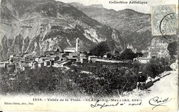 06   CLANS  - VALLEE DE  LA TINEE - France