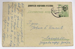 Yugoslavia - Lettres & Documents