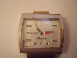 """MONTRE ANCIENNE MORTIMA """" MAYERLING"""" - Montres Anciennes"""
