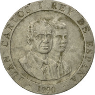 Monnaie, Espagne, Juan Carlos I, 200 Pesetas, 1990, TB+, Copper-nickel, KM:855 - [ 5] 1949-… : Royaume