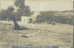 RACHEL'S TOMB, BETHLEHEM ~ AN OLD REAL PHOTO POSTCARD #85815 - Israel