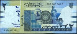 SUDAN - 2 Pounds 09.07.2006 UNC P.65 - Soudan