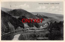 DASBURG-DOOSBREG-DOOSBUERG-Ourthal-Our (Allemagne-Deutschland) Frontière Luxembourg Près Bitburg-Prüm-Clervaux - Allemagne