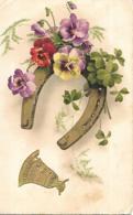 FLEURS PENSEES JOYEUSES PAQUES CLOCHE - Fleurs