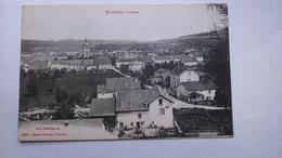 Carte Postale ( P1 ) Ancienne De Pouxeux , Vue Générale - Pouxeux Eloyes