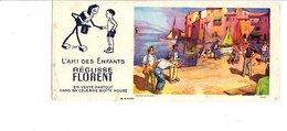 BUVARD REGLISSE FLORENT - PETANQUE SUR LE PORT - Non Classés