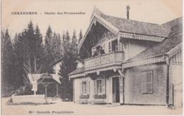 Bt - Cpa GERARDMER - Chalet Des Promenades - Gerardmer