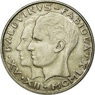 Monnaie, Belgique, 50 Francs, 50 Frank, 1960, Bruxelles, SUP, Argent, KM:152.1 - 1951-1993: Baudouin I